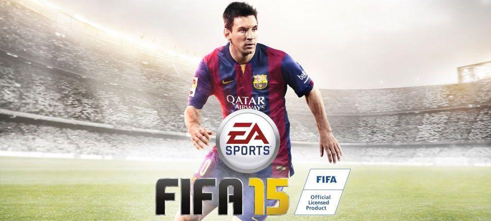 Inca 10 ratinguri anuntate de EA Sports pentru FIFA 15! Atacantii lui United, Van Persie si Falcao, sunt pe locurile 11 si 12!