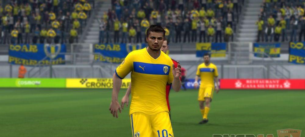 FIFA 14 > FIFA 15! Mutarea de ultima ora pentru gamerii din Romania: a aparut un update COMPLET cu echipe romanesti!
