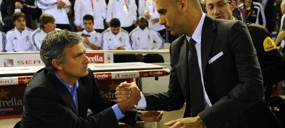 """E atac la persoana!"" Cum s-au certat Mourinho si Guardiola la UEFA. Pep: ""E cam clar ce prefera Mourinho in fotbal"""