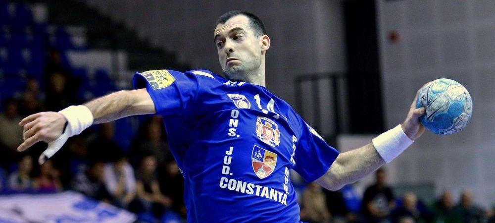 HCM Constanta e out din Champions League. A ratat un duel de vis cu Barcelona