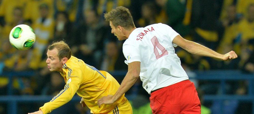Meci de senzatie pentru Szukala in preliminariile Euro 2016. Stelistul a marcat intr-un meci fantastic cu debutanta Gibraltar