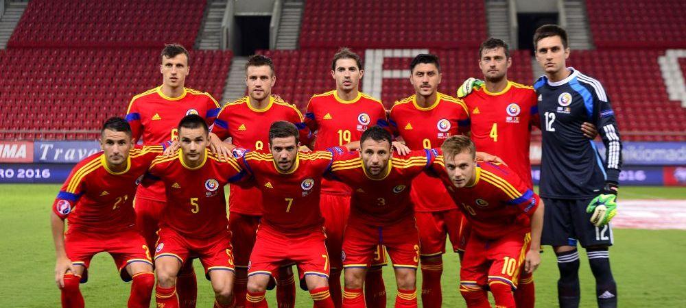 RESTART NATIONAL! Piti a eliminat 8 jucatori de la nationala pentru primul turneul final dupa 8 ani! Ei sunt azi EUROfantasticii