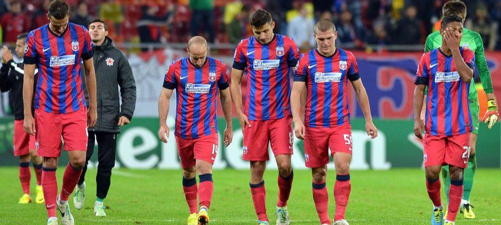 Steaua poate pierde GRATIS trei titulari! Conducerea clubului a facut prima oferta de prelungire. Marire de salariu pentru Szukala