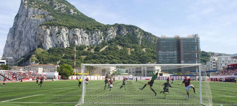 VIDEO Nationala pregatita pentru orice situatie. Cu ce se ocupa jucatorii din Gibraltar, debutantii din preliminariile EURO 2016