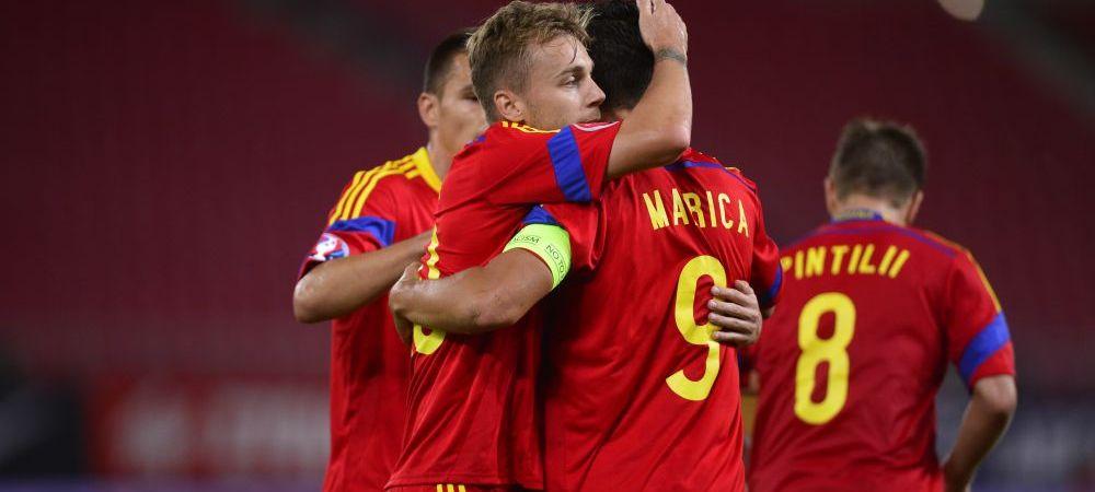 Gustul victoriei! Tricolorii au primit dezlegare la BERE dupa ce au luat 3 puncte cu Grecia! FOTO
