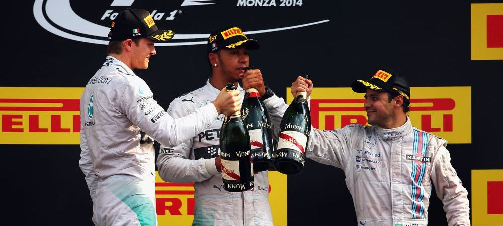 "Au ajuns ""blaturile"" si in Formula 1? Controversa majora dupa MP al Italiei: ""Rosberg s-a dat la o parte, toata lumea a vazut"""