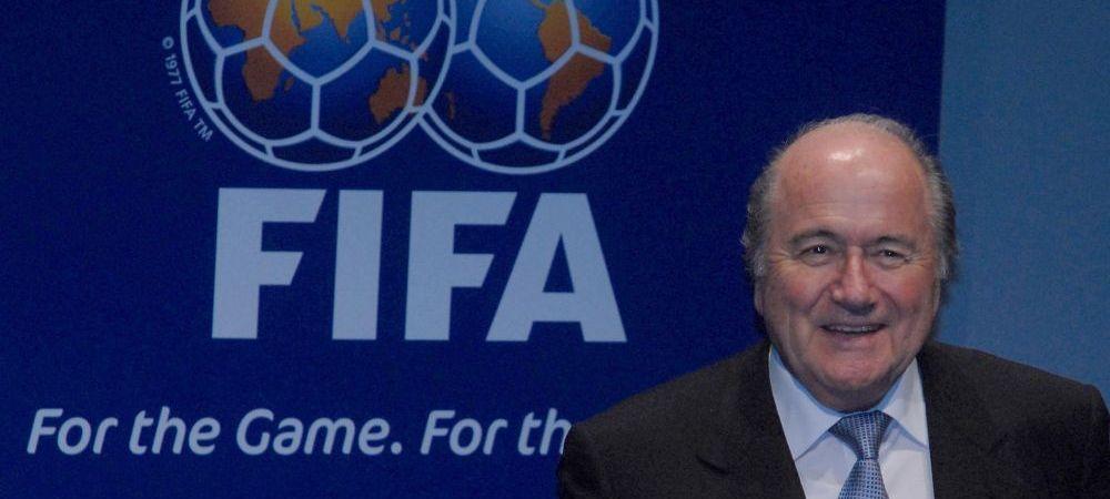 Anuntul OFICIAL al lui Blatter! A anuntat AZI ca are sustinere TOTALA si ca va candida din nou la FIFA