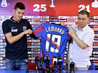 Curiosul caz al lui Vali Lemnaru, atacantul care a costat-o pe Steaua 10 mii de euro pe minut! Campioana a pierdut o suma mare