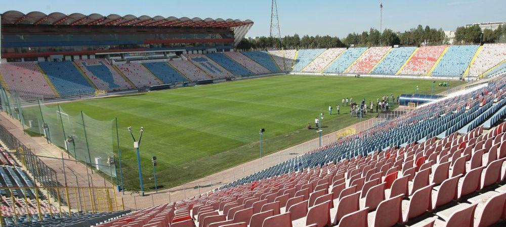 Steaua RENUNTA la National Arena? Doar 4 meciuri ar mai putea juca pe stadionul de lux din Bucuresti in 2014