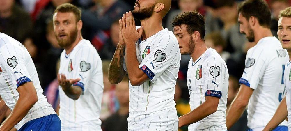 Cine mai are nevoie de Balotelli? Italia si-a gasit 'monstrul': ZAZA SHOW, victorie in primul meci oficial al lui Conte! VIDEO