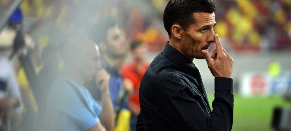 """Galca recunoaste ca nu el face transferurile la Steaua: """"Am vrut 3 jucatori, a venit doar Breeveld! Pe restul nu i-am adus eu"""""""
