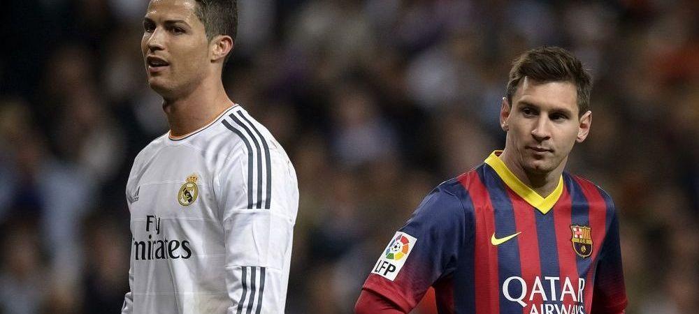 """Ronaldo vs Messi, un nou duel: """"Trebuie sa fii NEBUN sa crezi altceva!"""" Declaratia categorica a unui atacant adus in aceasta vara"""