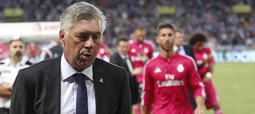 Real Madrid sufera de VIRUSUL FIFA. Problemele lui Ancelotti dupa ce a renuntat la Di Maria