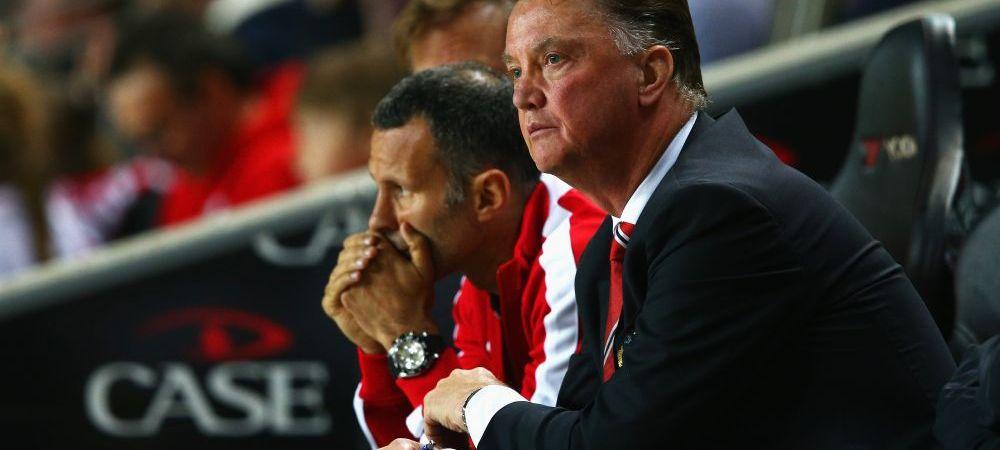 United, venituri uriase in sezonul DEZASTRU! Van Gaal poate cheltui un MUNTE DE BANI la iarna! Cat a costat plecarea lui Moyes