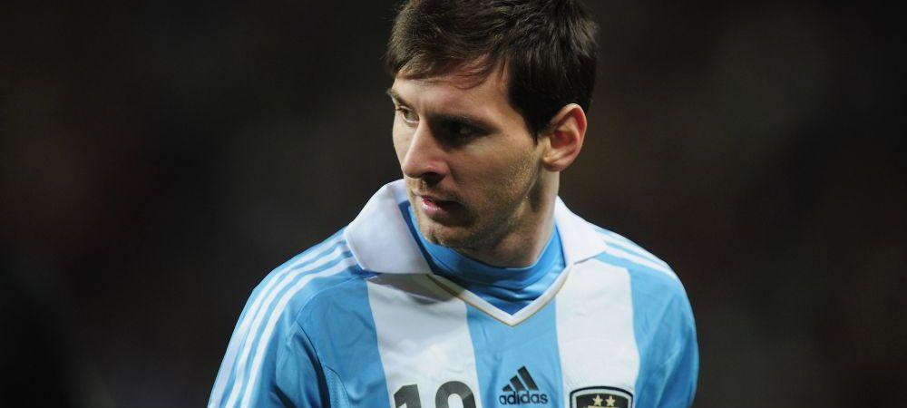 SOC! Messi vrea sa se retraga de la nationala! Momentul care l-a facut sa se simta MIC in propria tara