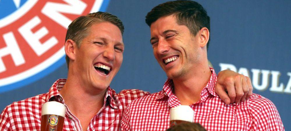Frumoasa si Bastian! Schweinsteiger a mai cucerit un trofeu mondial: s-a cuplat cu cea mai frumoasa femeie din tenis! FOTO