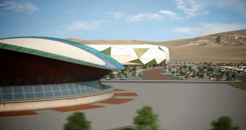 Moment URIAS pentru Marica si Torje! Stadion EXTRATERESTRU construit pentru ei la Konya! Cum arata OZN Arena