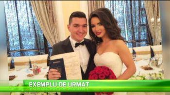 Imagini de senzatie cu Simona Halep! Moment UNIC in viata ei: ce i-a cantat un lautar la nunta