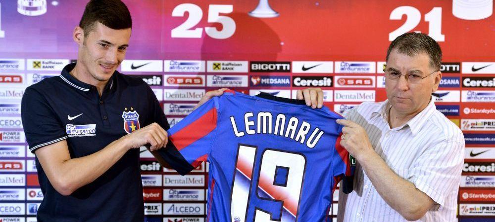 """""""Asta a fost greseala mea!"""" Regretul lui Lemnaru dupa ce s-a trezit la Steaua. Momentul in care si-a dat seama ca a comis o eroare"""