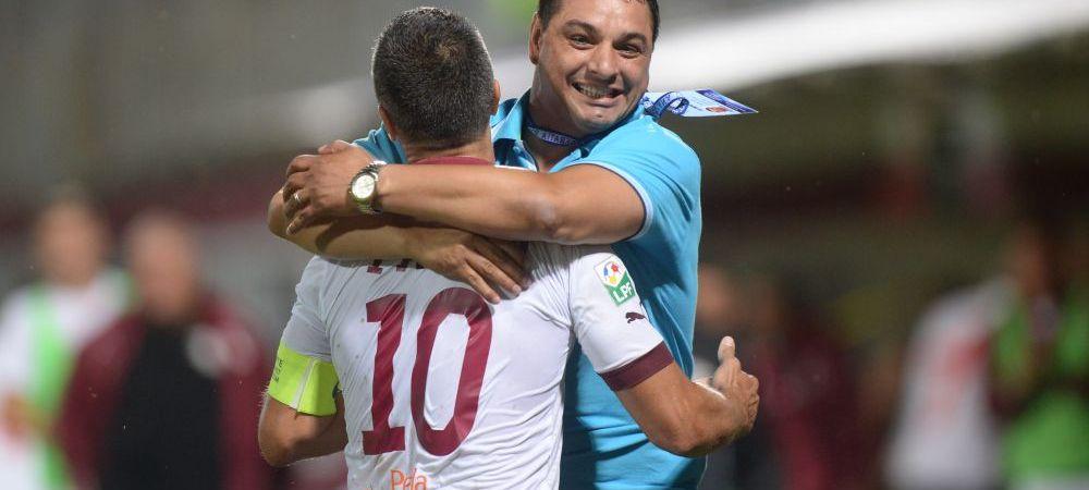 """Un castigator de Europa League si un UEFAntastic pentru salvarea Rapidului! Ganea: """"Sper ca Nico si Sapunaru sa semneze"""""""