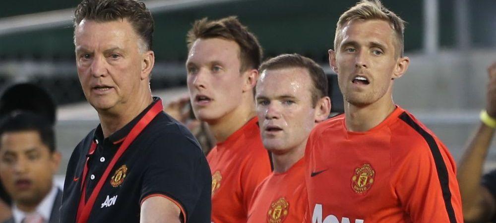 Van Gaal, inca o problema pe cap: Phil Jones sta o luna dupa accidentare! Etapa din Premier League:
