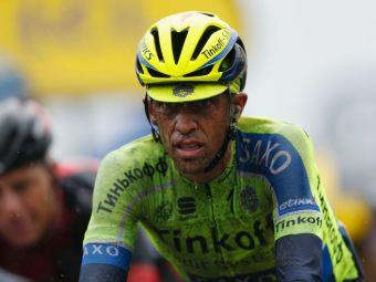 Secretul HORROR al lui Alberto Contador! Spaniolul a participat in Vuelta cu o infectie grava la picior, dar e primul la general