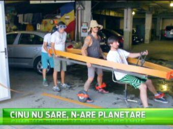 Cine nu sare, n-are planetare, duminica, la Sport.ro! Romanii au inventat WIFEmobilul, masina care inlocuieste nevasta. VIDEO
