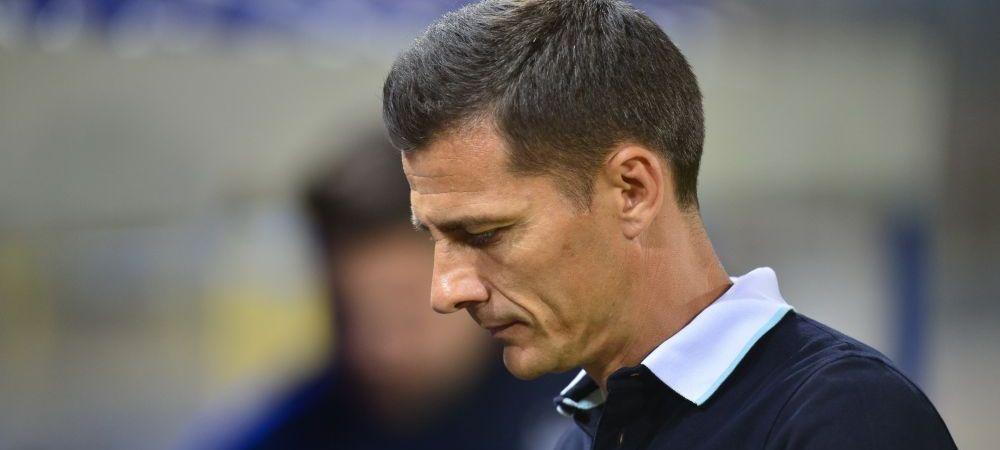 """Galca, atitudine schimbata dupa discutiile cu Argaseala: """"Sunt doar un pic obosit, nu mai vorbesc decat despre meci!"""""""