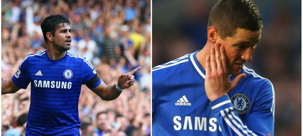 Invizibil la CM, Diego Costa BOMBARDEAZA Premier League: 7 reusite in 4 meciuri! De cat a avut Torres nevoie ca sa dea 7 goluri :)