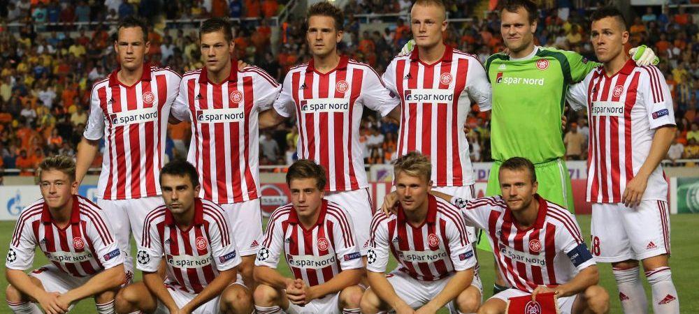 Atentie, Steaua! Aalborg si-a revenit chiar inaintea meciului din Europa League si a castigat DERBY-ul Danemarcei! VIDEO