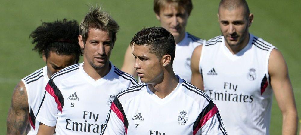 FOTO Semnul ca Ronaldo PLEACA de la Real Madrid! Cum a fost surprins portughezul dupa infrangerea cu Atletico