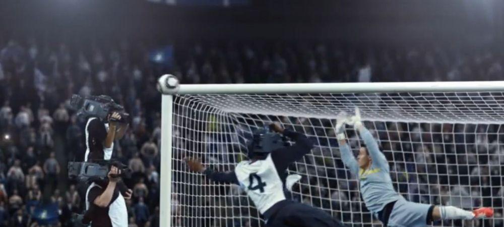 Momentul care ar REVOLUTIONA fotbalul! :) Cum arata un meci in care fiecare jucator este monitorizat! VIDEO