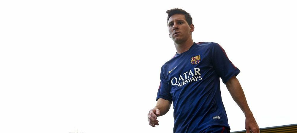 Messi si-a prezentat  in urma cu putin timp ghetele colorate! Cum va juca in Champions League