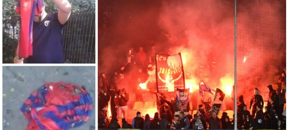 FOTO Fanii Petrolului au lansat FIRE Bucket Challenge. Gestul care APRINDE derby-ul de pe Ilie Oana!