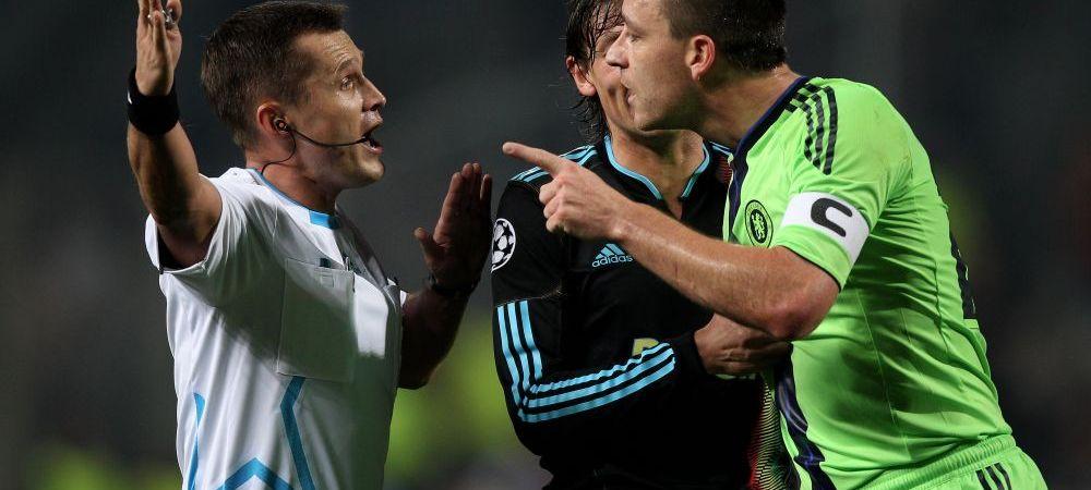 """Steaua, arbitrata de """"MAESTRUL cartonaselor"""". Meciul cu Aalborg, oficiat de un rus care are o medie de 5 galbene pe meci"""