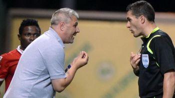 Istvan Kovacs, delegat la Bayern Munchen - Manchester City (la juniori)! FRF: 15 arbitri romani la meciuri din Europa!