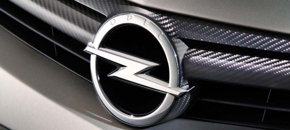 FOTO Opel a lansat RIVALA pentru Dacia! Cum arata masina low-cost a germanilor