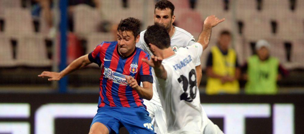 Rusescu, probleme de readaptare la Steaua, Bourceanu sta mai mult decat se estima initial! Cand va reveni in tricoul Stelei