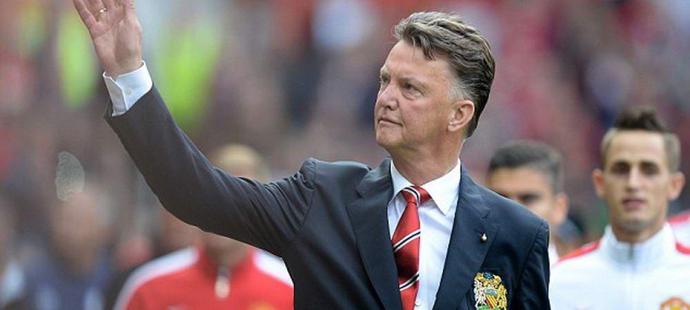 Van Gaal mai aduce un jucator: cel mai PROMITATOR olandez merge la United! Anuntul facut de club