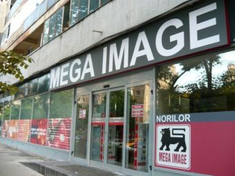 Cea mai mare nebunie facuta de Mega Image in Romania! :) Ce s-a intamplat duminica in centrul Bucurestiului: FOTO