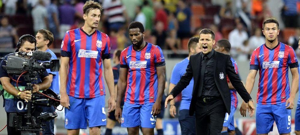 """Veste buna pentru stelisti! Un jucator aflat pe picior de plecare si-a luat gandul deocamdata de la transfer: """"Ramane la Steaua"""""""