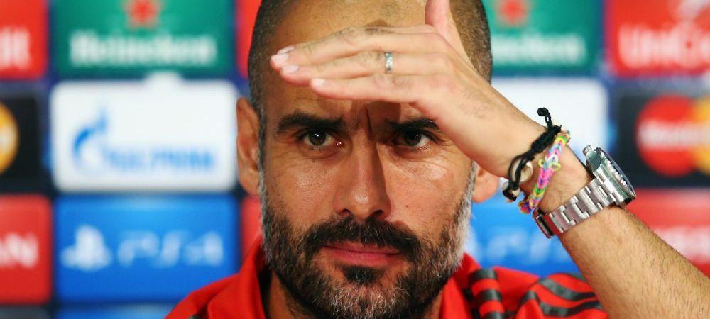 """Guardiola a imprumutat din aroganta lui Mourinho: """"United nu-si permite jucatorii mei, dezastrul de acolo e o lectie pentru toti"""""""