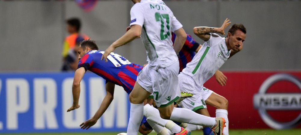 Aalborg si-a facut bine temele inainte de meciul cu Steaua! Ce jucator sunt siguri ca le va face cele mai mari probleme