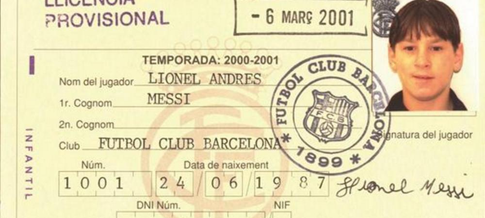 Transferul care a schimbat istoria moderna a fotbalului! Azi se implinesc 14 ani de la acest moment fantastic. FOTO:IL RECUNOSTI?