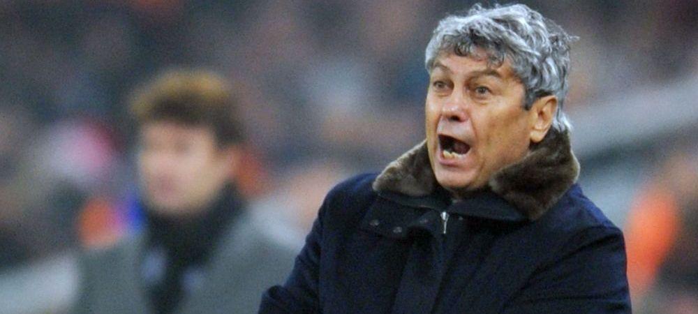 """""""Eu? Eu am mai multe meciuri in Europa decat Mourinho!"""" MOTIVUL pentru care Lucescu a ramas in mijlocul conflictului din Ucraina:"""