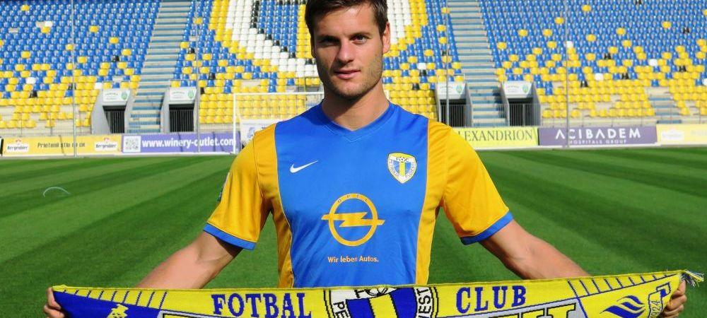 Petrolul a facut primul transfer din era Multescu! A adus un fundas de 28 de ani, care a jucat ultima data in Serie B