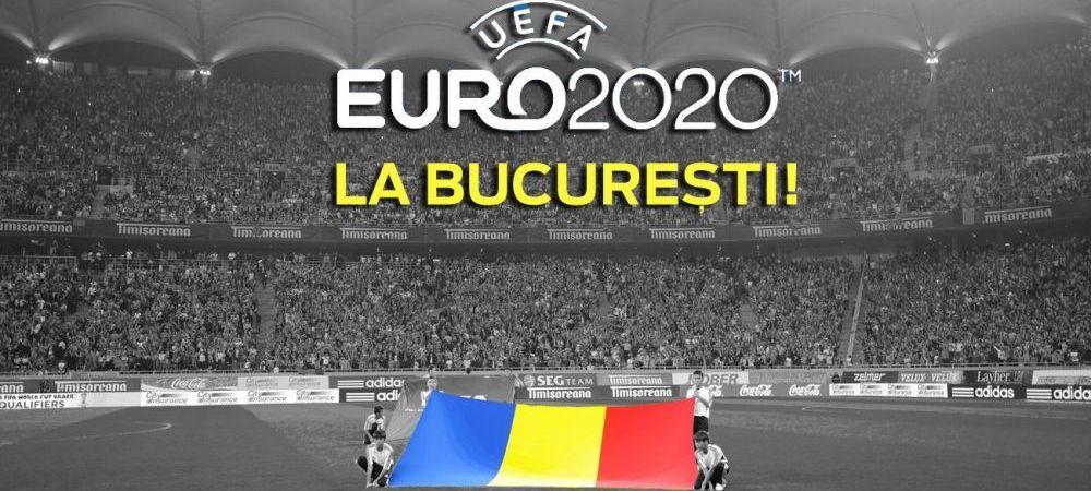 OFICIAL: Bucuresti, capitala fotbalului european! Organizam 4 meciuri la Euro! UPDATE: cele 13 orase castigatoare