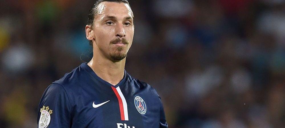 Zlatan a facut-o din nou :) Imaginea serii in Champions League, oferita de Ibra! Cum a fost surprins in timpul surprizei cu Ajax
