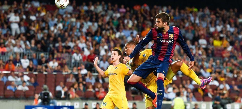 Fara Suarez, Barcelona a reusit o premiera ISTORICA! Niciodata in 114 ani echipa nu a realizat asa ceva! Performanta incredibila