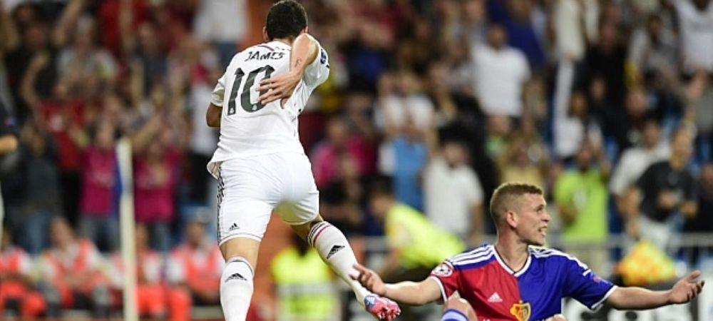 """Au dat 80 de milioane pe el ca sa-l strice?"" Cum s-a transformat James Rodriguez in cateva luni la Madrid"